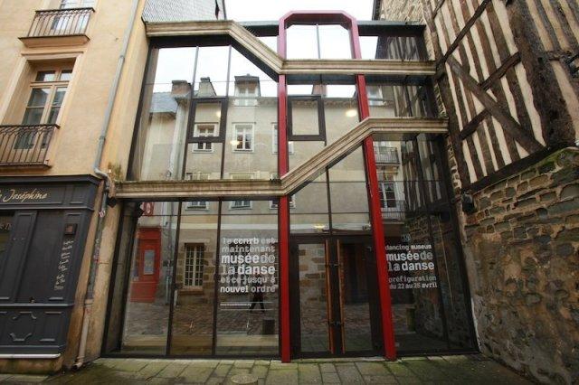 Centre Chorégraphique National de Rennes et de Bretagne